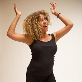 Woman Dancing | Karina Louise Photography