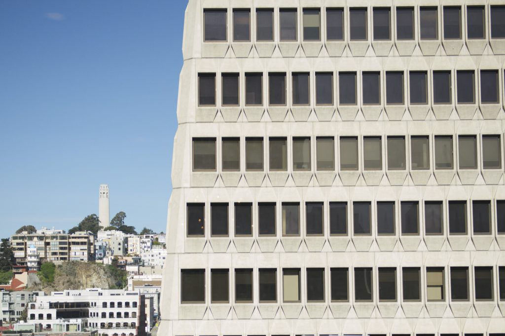 San Francisco office building