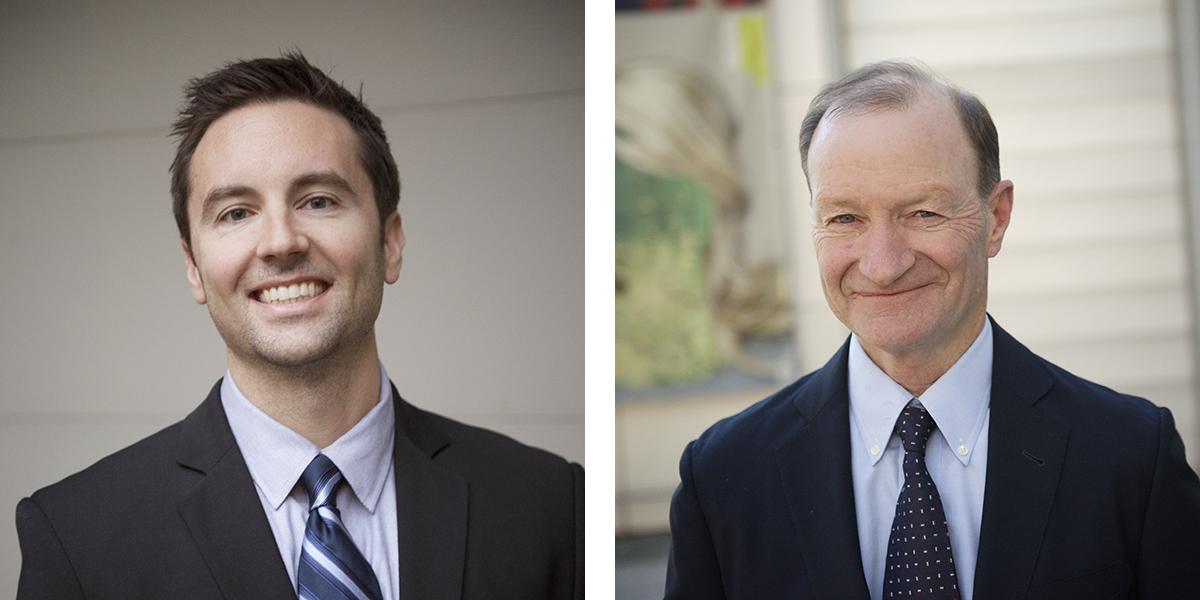 LinkedIn photos of men in San Francisco