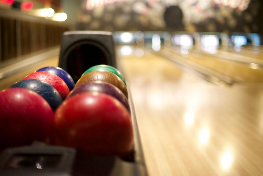 Mission Bowling Club in SF
