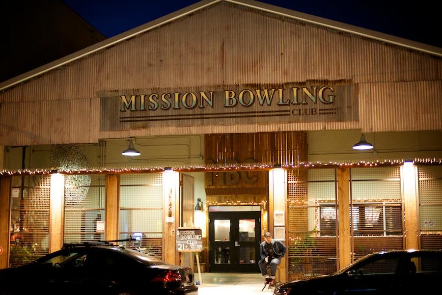 Mission Bowling Club SF