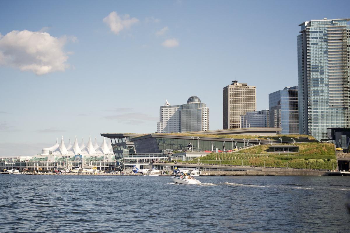 Vancouver Skyline | Karina Louise Photography