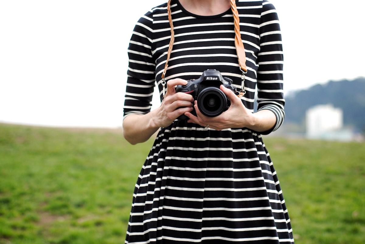 Camera Girl | Karina Louise Photography