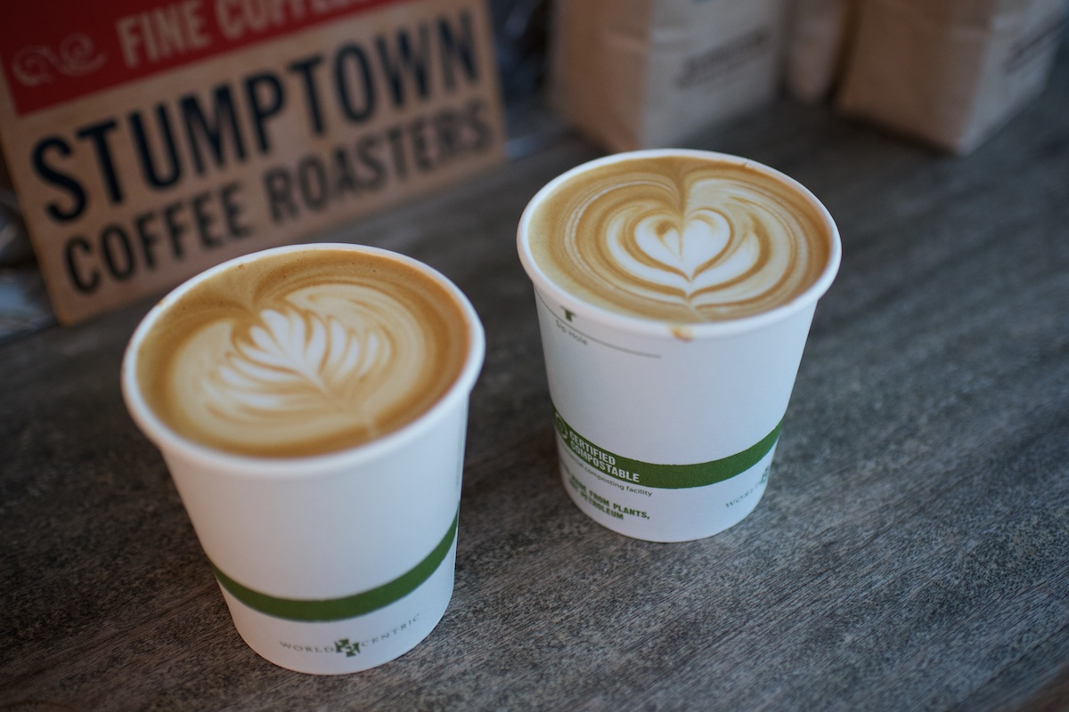 Lattes in SF | Karina Louise Photography