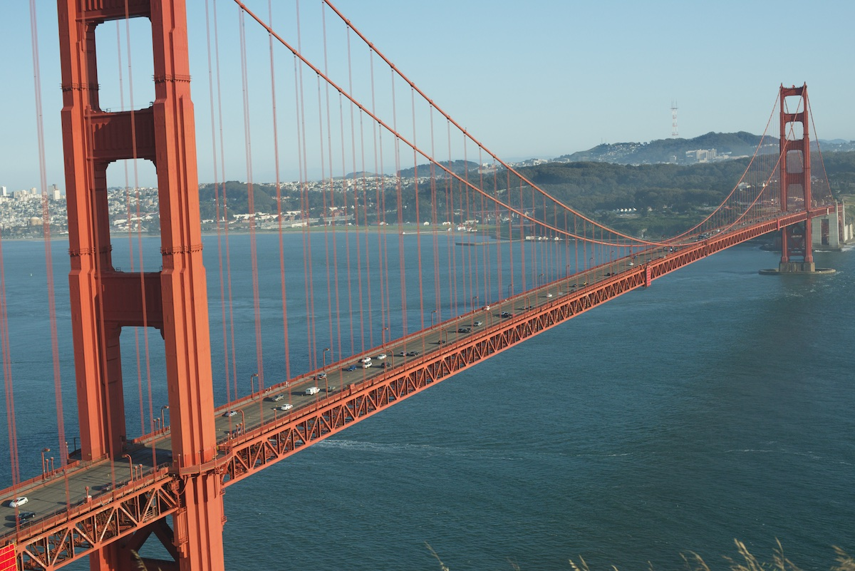 Golden Gate Bridge | Karina Louise Photography